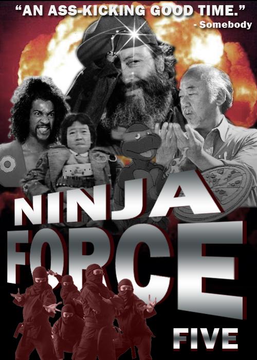 Ninja Force 5