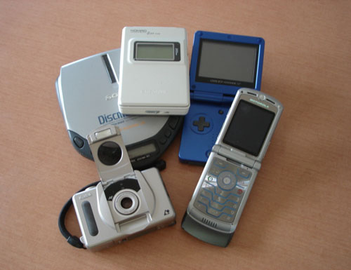Old Gadgets