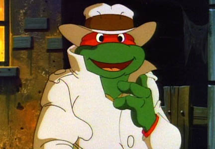 Raphael Undercover
