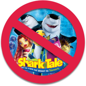 Shark Tale Sucks