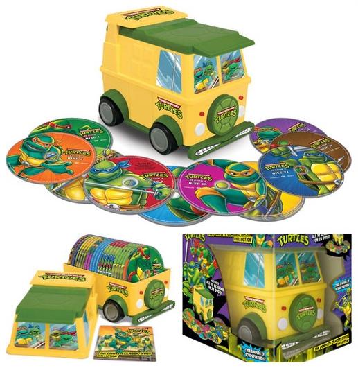 TMNT Cartoon DVD Boxset