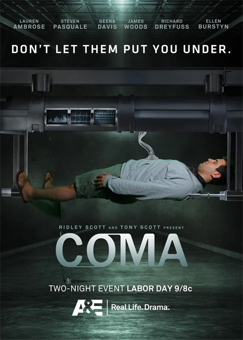 A&E's COMA