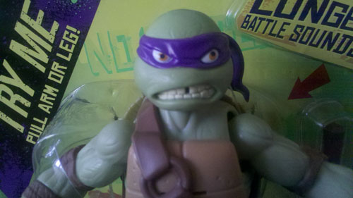 Power Sound FX Donatello