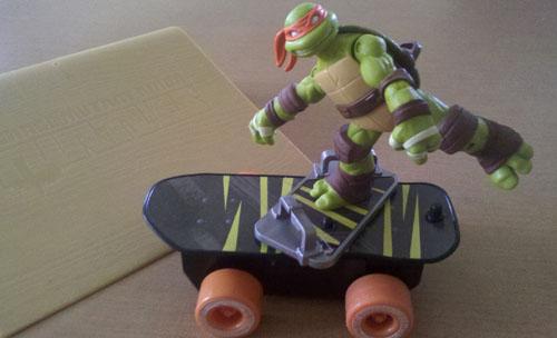 Mikey Skateboard