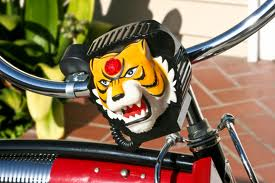 Pee Wee Herman Tiger Bike Siren