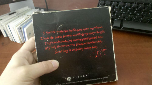 Phantasmagoria (Back)