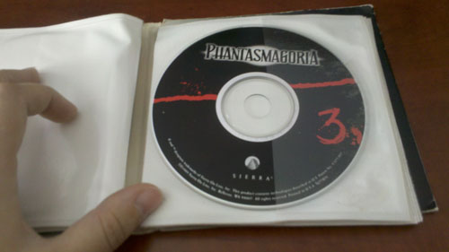 Phantasmagoria Disc 3