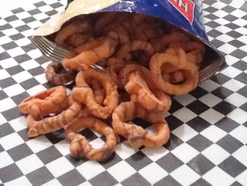 Lotsa pretzels!