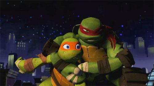 Raph & Mikey