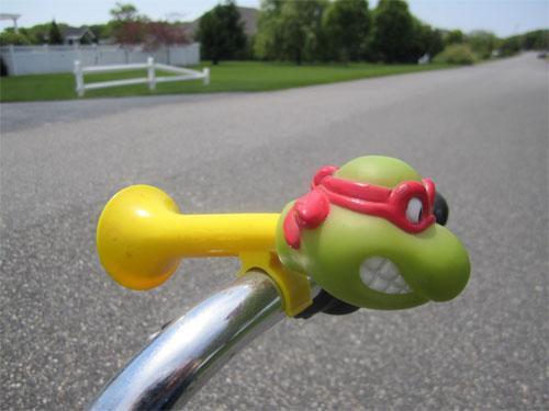 TMNT Bike Horn