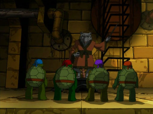 Young Ninja Turtles