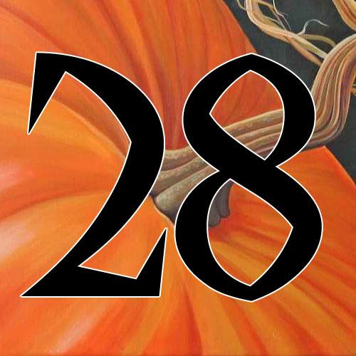 28 Days 'Til Halloween