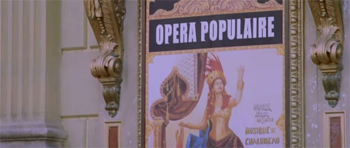 Phantom of the Opera - Opera Populaire