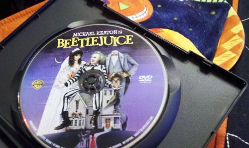Beetlejuice (1988) - DVD