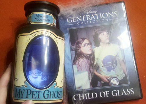 Child of Glass - Front Cover