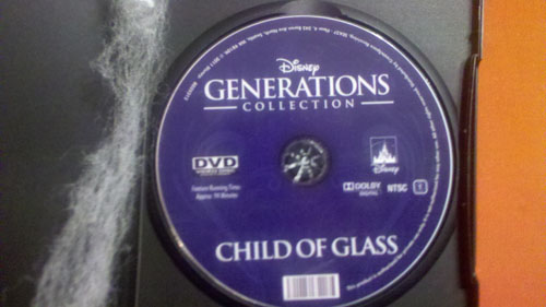 Child of Glass - DVD