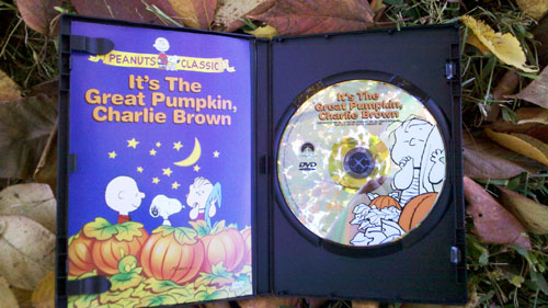 It's the Great Pumpkin, Charlie Brown - DVD