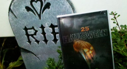 Halloween 25 - Front Cover