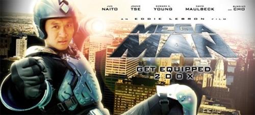 MegaMan film by Eddie Lebron