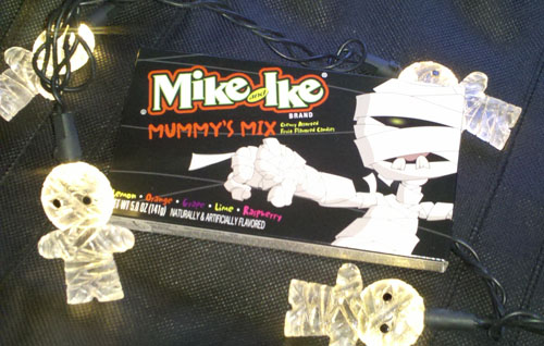 Mummy Mix & Mummy Lights