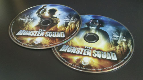 Monster Squad 2-DVD Set