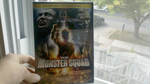 Monster Squad DVD