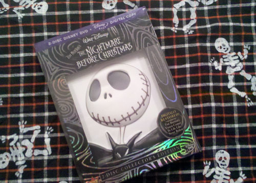 The Nightmare Before Christmas - Front Cover