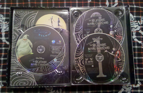 The Nightmare Before Christmas - DVDs