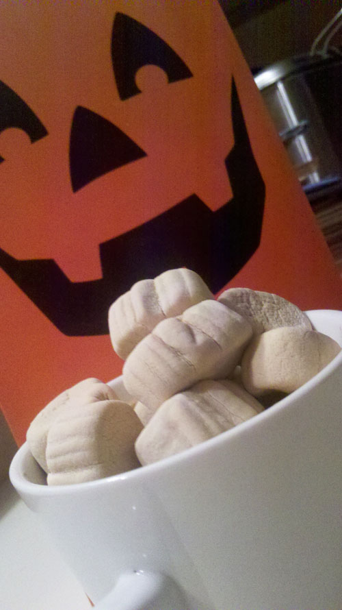 Pumpkin Spice Mallows = Happiness