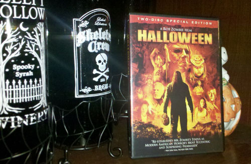 Rob Zombie's Halloween - Front Cover