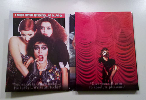 The Rocky Horror Picture Show - Inside