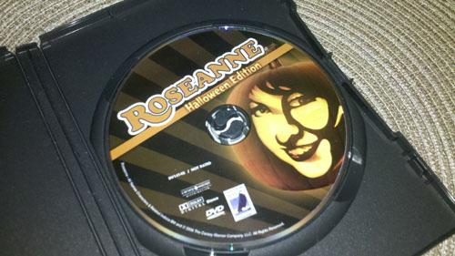 Roseanne Halloween Disc