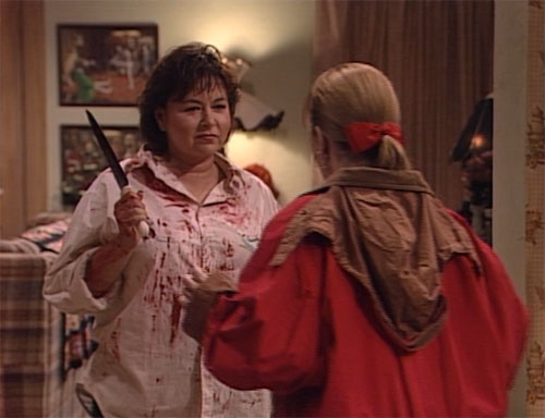 Psycho Roseanne & Cathy