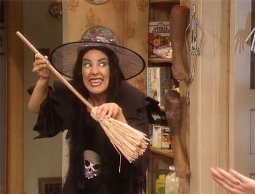Witchy Aunt Jackie