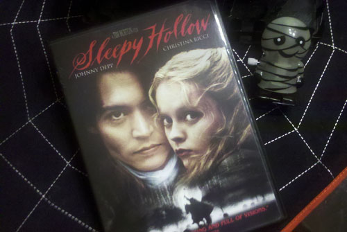 Sleepy Hollow - Front Cover
