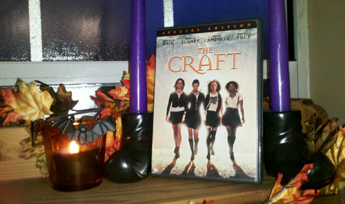 The Craft - Front Cover