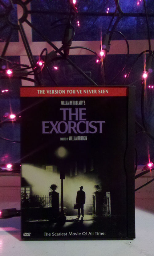 The Exorcist - Front Cover