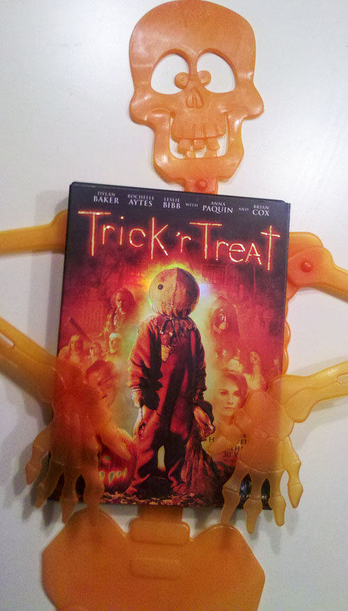 Trick 'r Treat - Front Cover w/ Sleeve