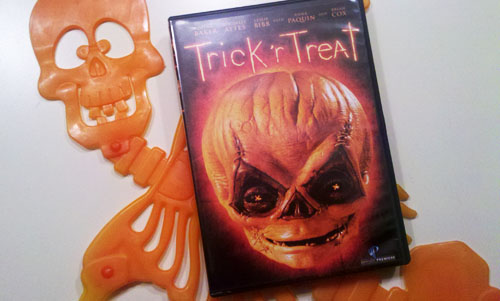 Trick 'r Treat - Front Cover without Sleeve