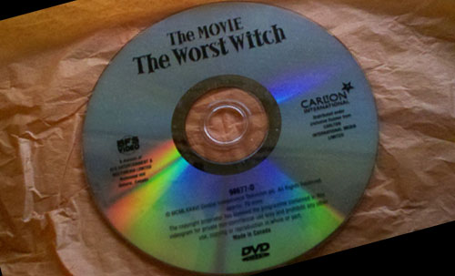 Worst Witch DVD