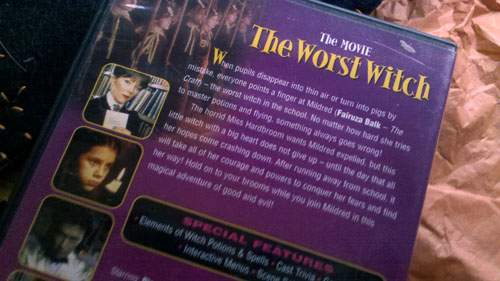 Worst Witch Synopsis