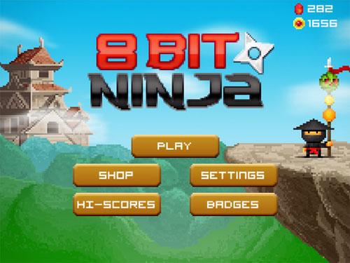 8 Bit Ninja