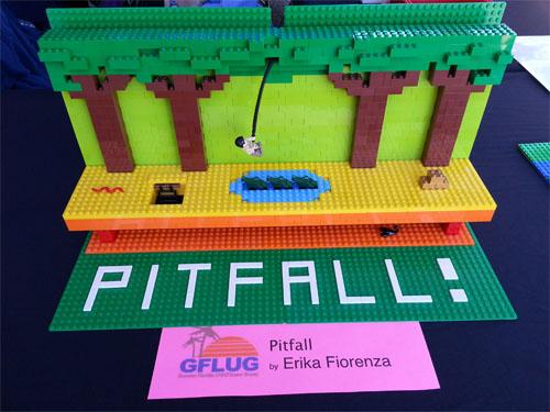 LEGO Pitfall