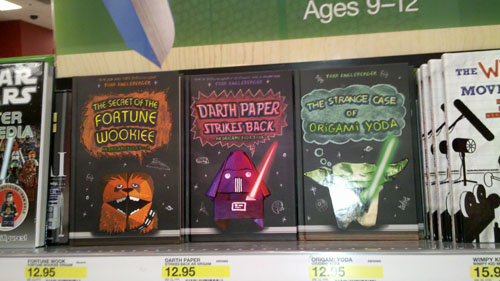 Darth Paper Strikes Back!