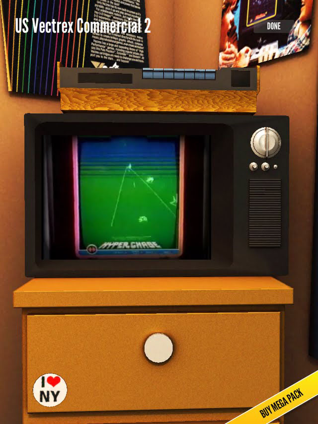 Vectrex Commercial