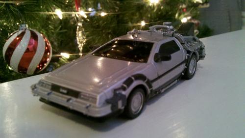 DeLorean Front