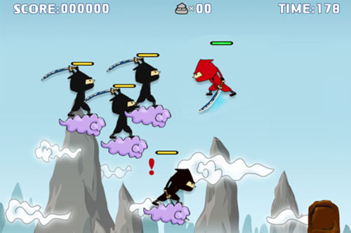 The Little Ninja Screenshot