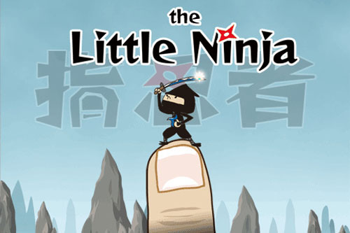 The Little Ninja Title