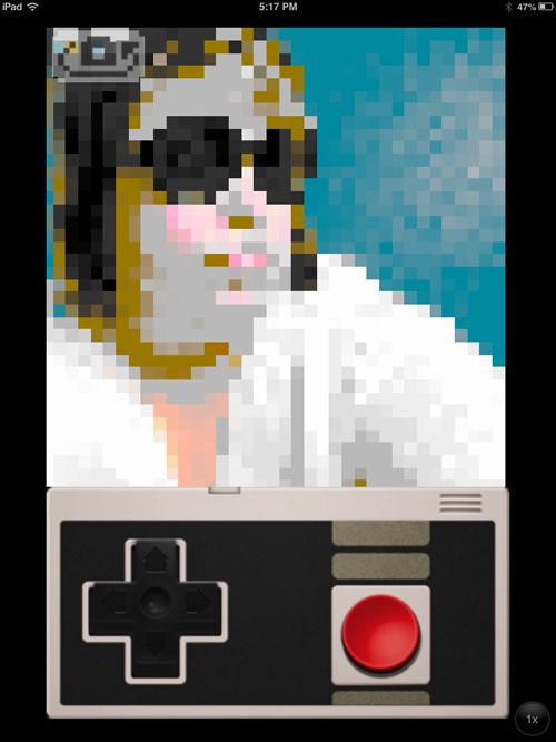 NES Camera Filter