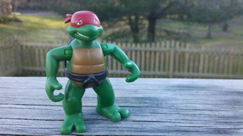 Baby Raphael TMNT